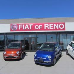 Fiat Of Reno Reviews Car Dealers Kietzke Ln Reno NV - Fiat dealers