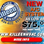Killeen Heating Air Conditioning