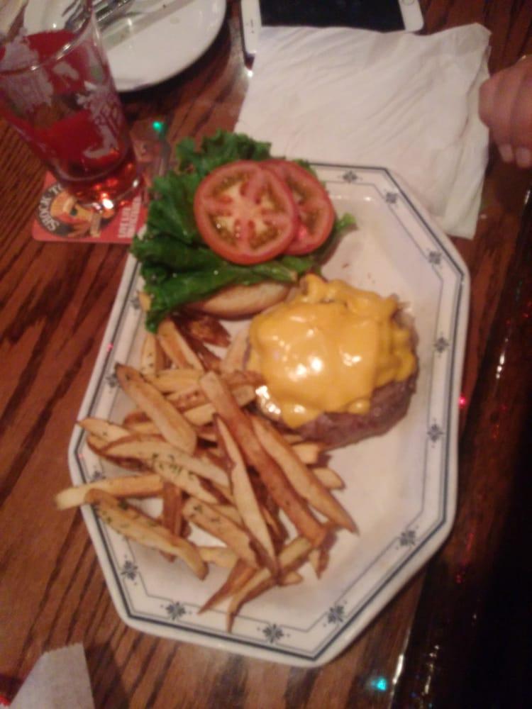 the wine burger