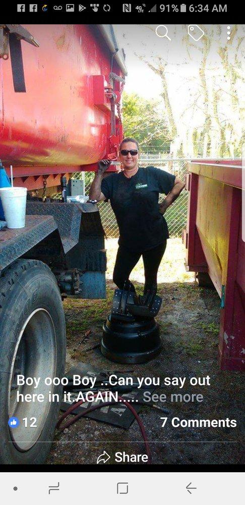 A Mobile Truck Trailer & Tire Repair: 1517 Lunn Woods Trl, Lakeland, FL