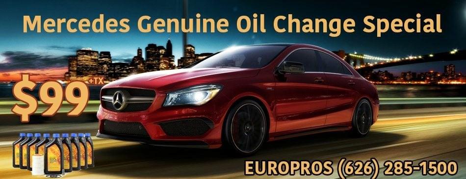 Europros mercedes specialist 37 photos 20 reviews for Mercedes benz oil change near me