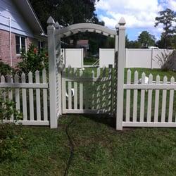 Silverman Fence 24 Photos Fences Amp Gates 4698 Dusk