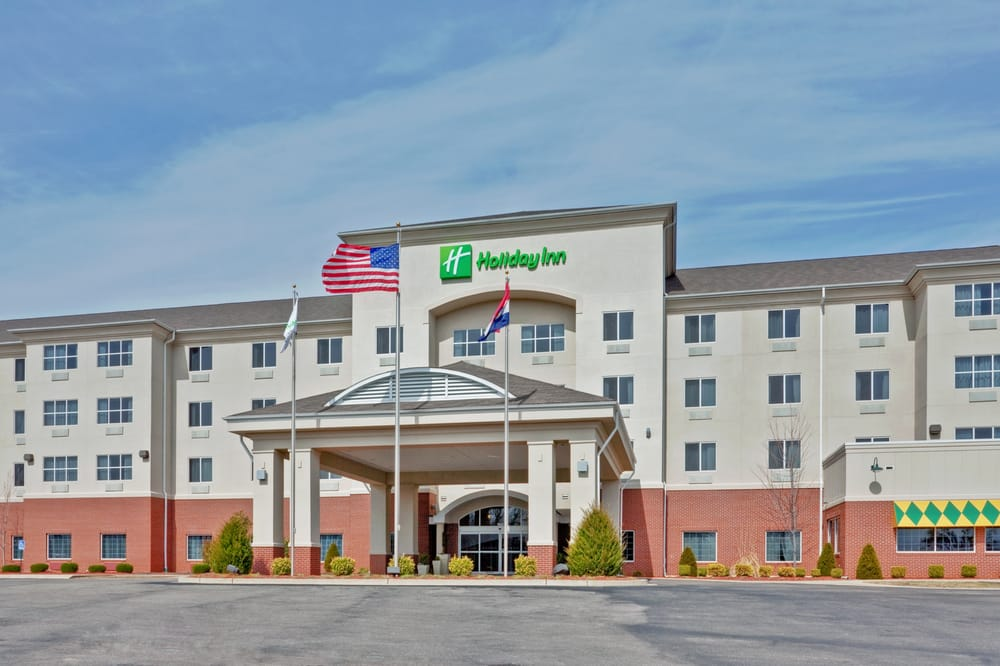 Holiday Inn Poplar Bluff: 2781 N Westwood Blvd, Poplar Bluff, MO