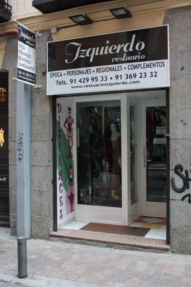 Vestuario Izquierdo