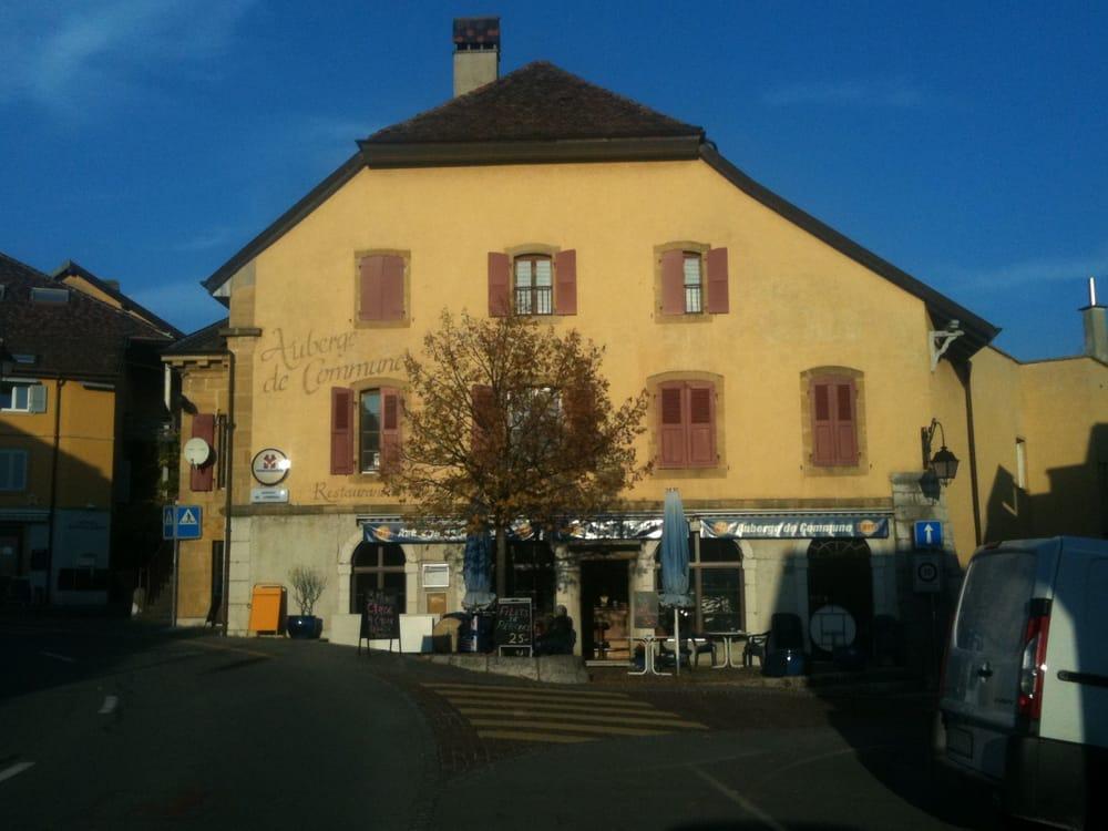 Hôtel-Rest. de Commune - Bevaix