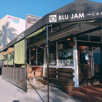 Blu Jam Cafe Menu Los Angeles Ca