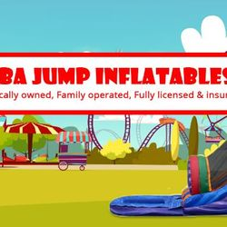 Super Bubba Jump Inflatables Bounce House Rentals Pensacola Home Interior And Landscaping Ologienasavecom