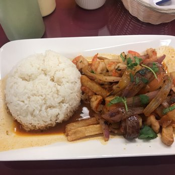 Intiraymi Restaurant Peruvian Food Diamond Bar