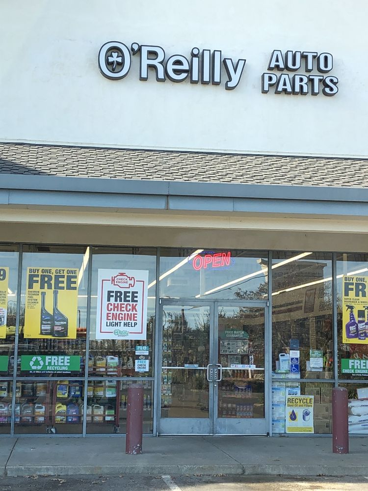 O'Reilly Auto Parts: 1105 S Cloverdale Blvd, Cloverdale, CA