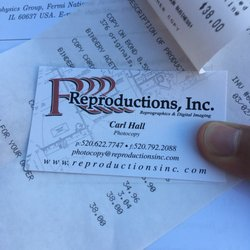 Reproductions inc 14 reviews printing services 234 e 6th st photo of reproductions inc tucson az united states malvernweather Choice Image