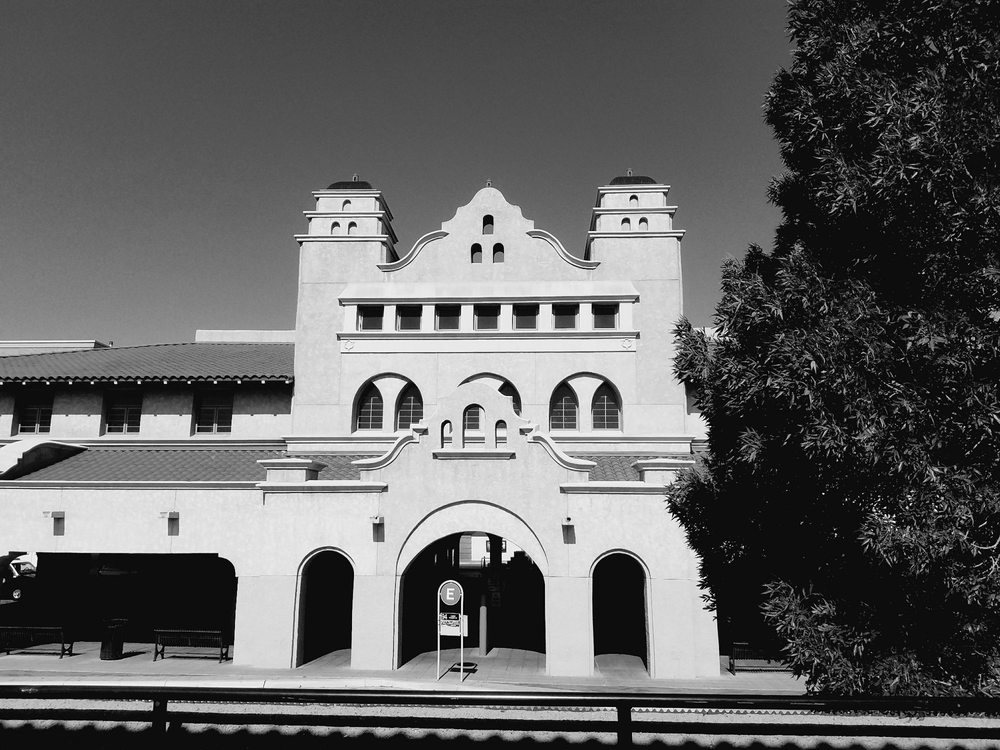 Alvarado Transportation Center