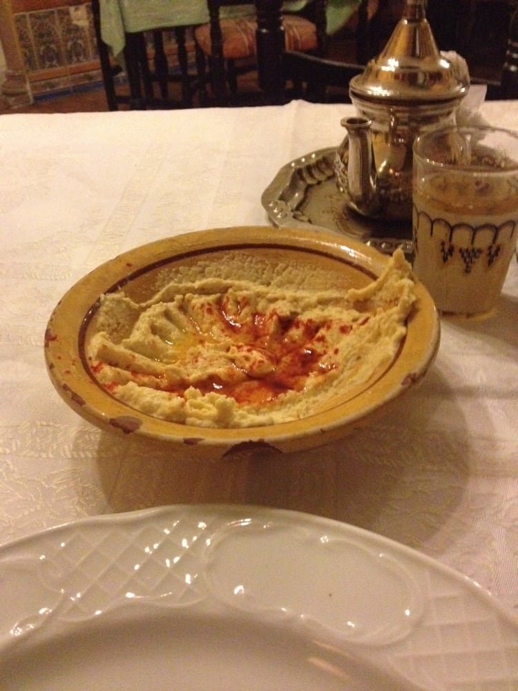 Moroccan Restaurant Near Alhambra Granada