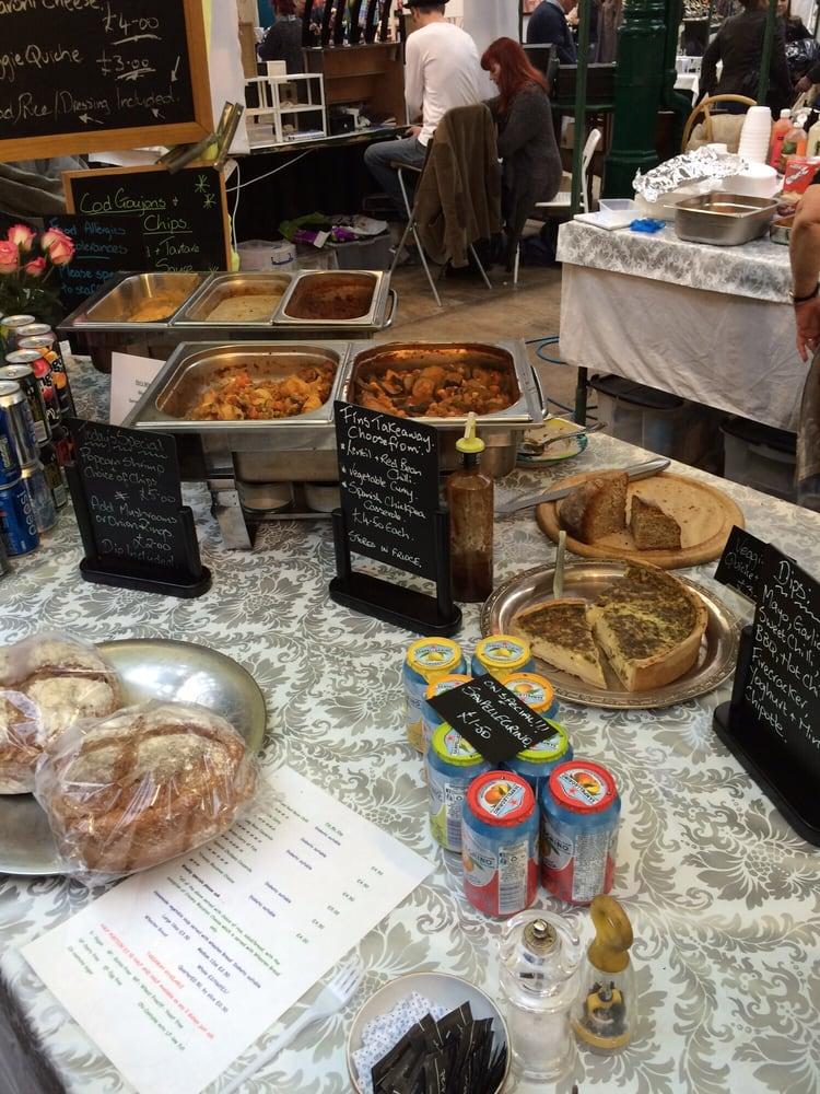 Restaurants Near St Georges Market Belfast