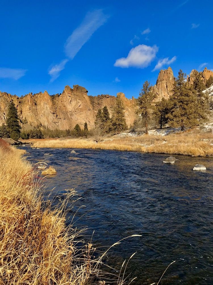 Smith Rock State Park: 9241 NE Crooked River Dr, Terrebonne, OR