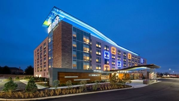 Aloft Louisville East: 10700 Westport Rd, Louisville, KY