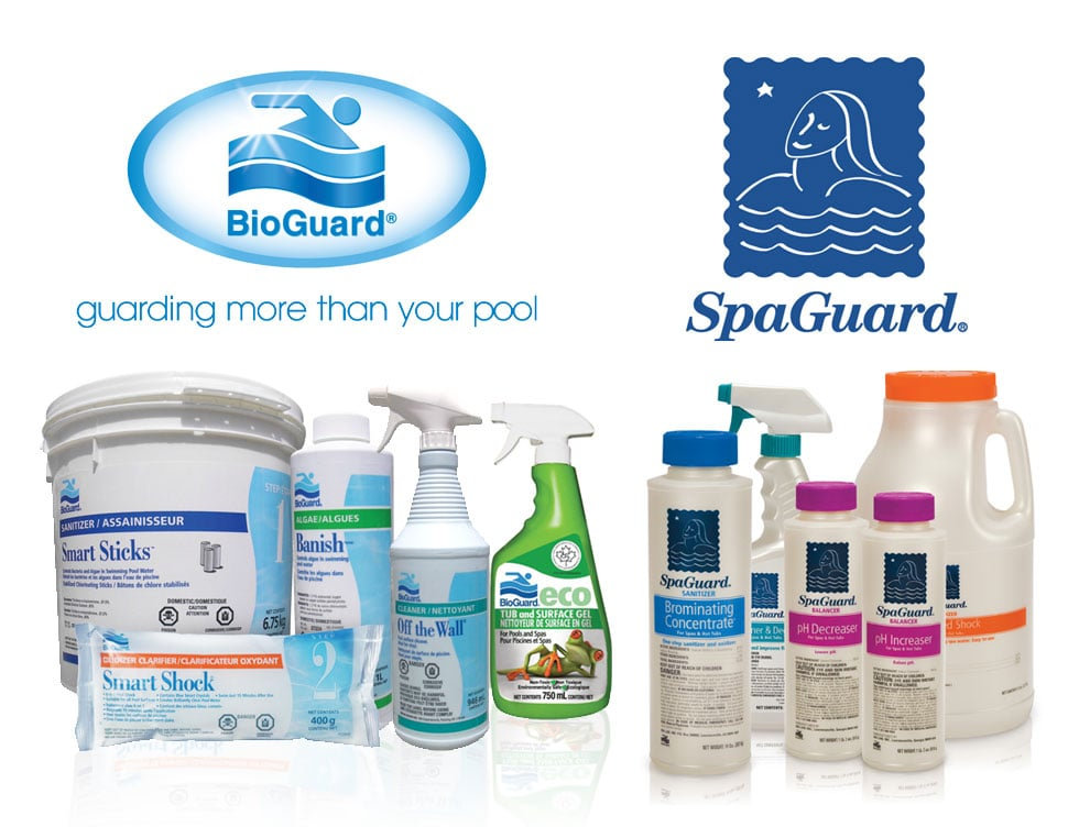 Bioguard Spaguards Premium Pool And Spa Products Yelp