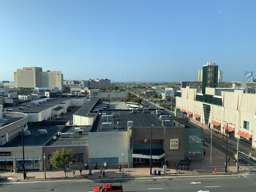 Atlantic City Bus Terminal