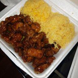 Photo Of Don Chinese Food Express Arlington Tx United States Orange