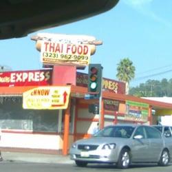 Thai Restaurant Hollywood Blvd Fl