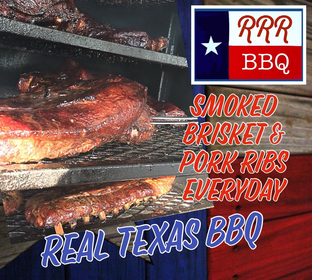 RRR BBQ: 361 Hwy 35, Gregory, TX