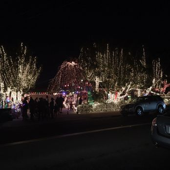 Photo of Point Loma Garrison Street Christmas Lights - San Diego, CA,  United States - Point Loma Garrison Street Christmas Lights - 80 Photos & 15 Reviews