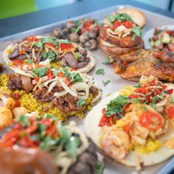 photo of peli peli kitchen houston tx united states - Peli Peli Kitchen