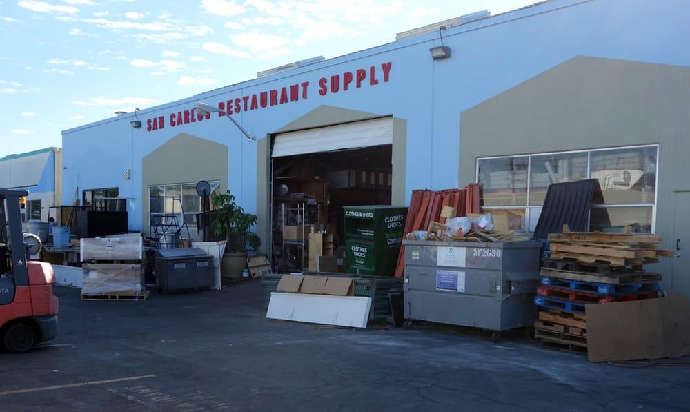 San Carlos Restaurant Supply 12 Photos 10 Reviews Restaurant Supplies 929 Washington St