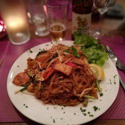 Restaurant Thai Paris  Butte Aux Cailles
