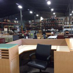 Photo Of Quality Office Liquidation   Stockton, CA, United States.  Distribution Center Showroom