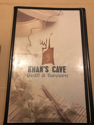 Yelp Reviews for Khan's Cave Asian Tavern & Grill - 803