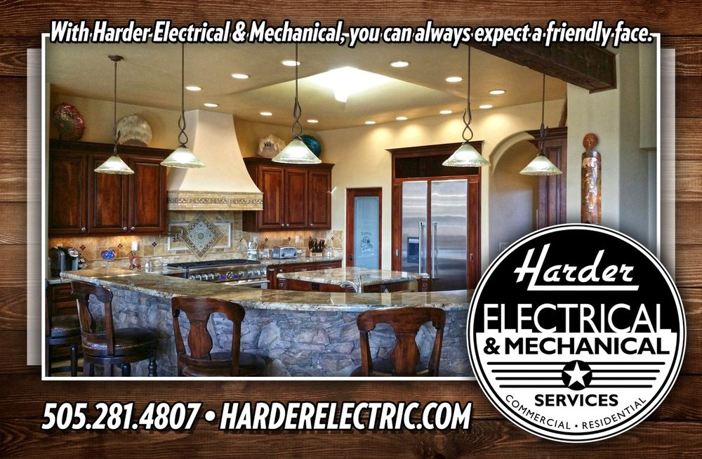 Harder Electrical Amp Mechanical Services Eastside