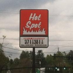Hotspot gas station