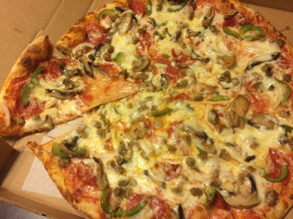Vitos Pizzeria: 1101 Blanding Blvd, Orange Park, FL