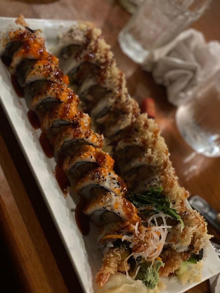 Best Thai & Sushi: 35354 State Rd 54 W, Zephyrhills, FL