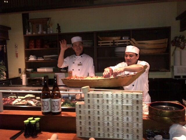 Ginko Japanese Restaurant Etobicoke On