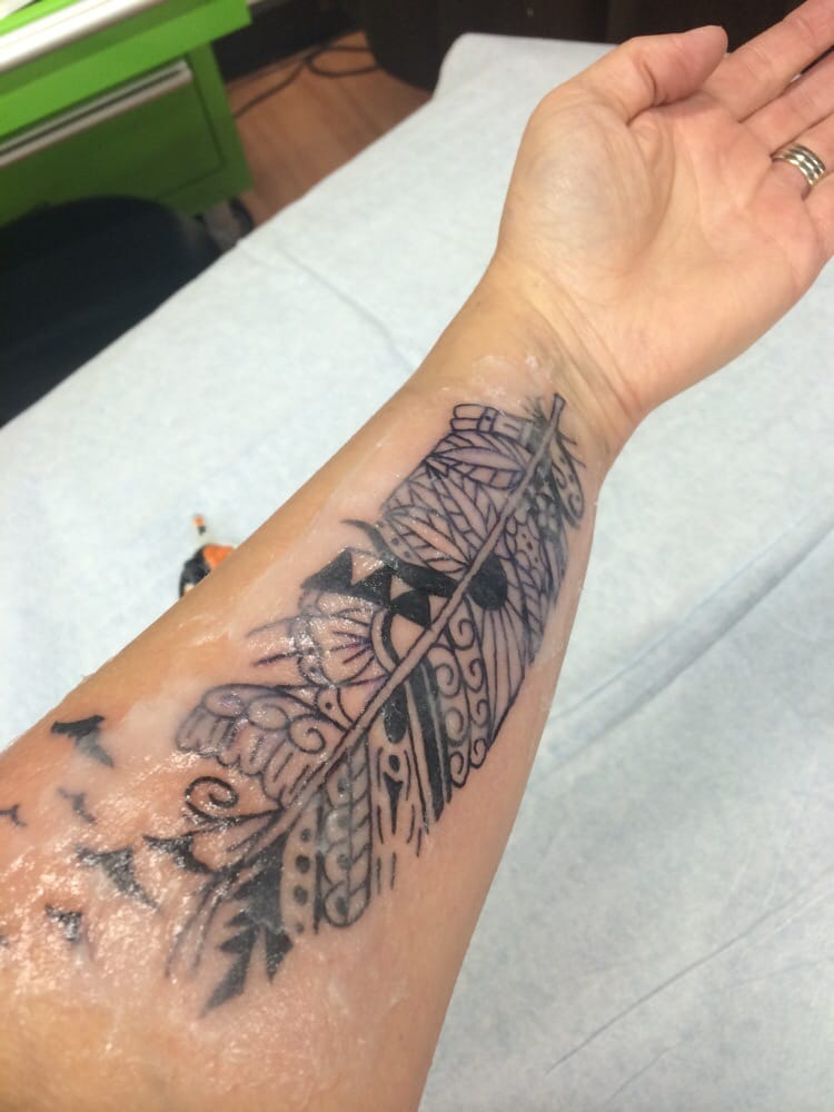 Skeleton key tattoo 41 photos 54 reviews tattoo for Best tattoo artists in the southeast