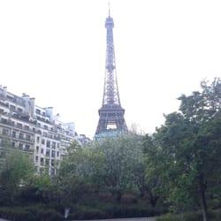 Café Branly - Paris, France. Belle vue au calme :)