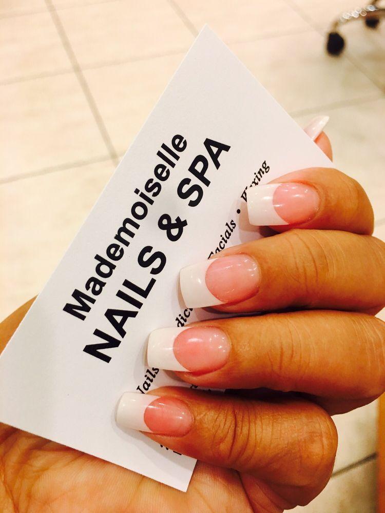 Mademoiselle Nails & Spa - 31 Photos & 105 Reviews - Nail Salons ...