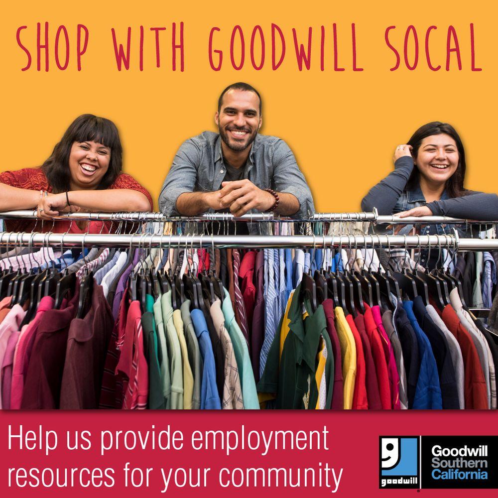 Goodwill Southern California Outlet Store: 8120 Palm Ln, San Bernadino, CA
