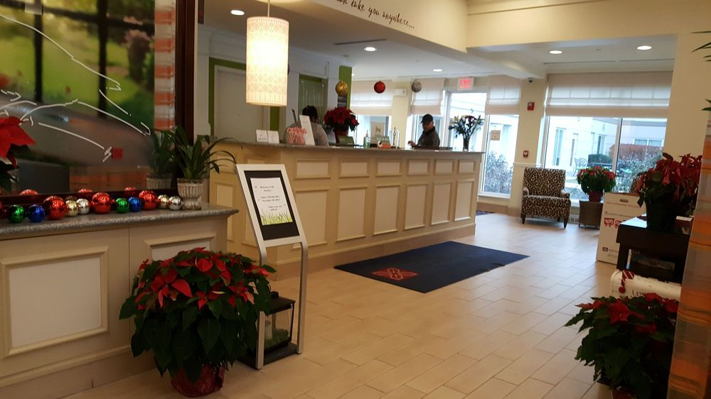 Photo Of Hilton Garden Inn Danbury   Danbury, CT, United States. Front Desk