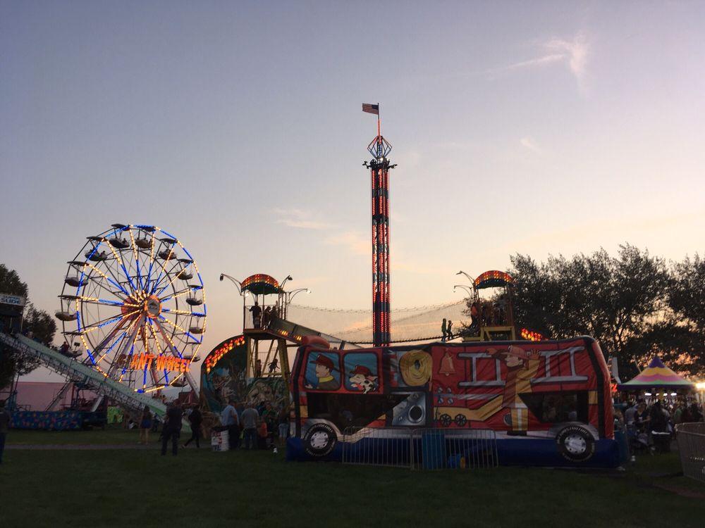 Tulelake Butte Valley Fair: 800 Main St, Tulelake, CA