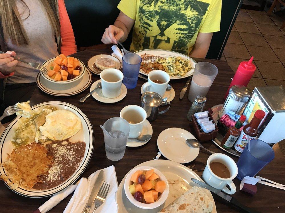 Flo's Coffee Shop: 248 W Foothill Blvd, Azusa, CA