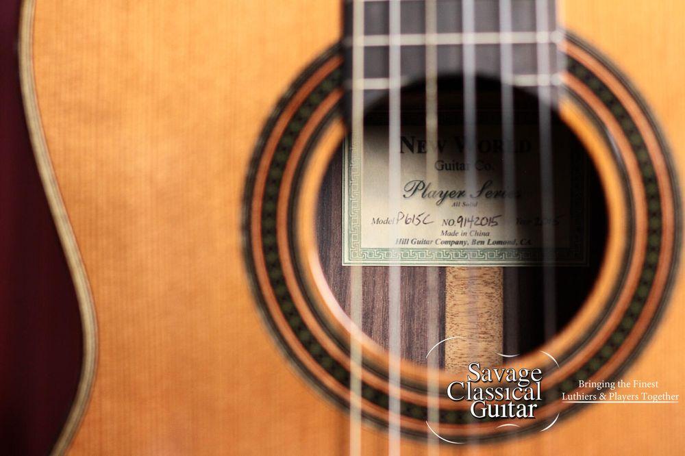 Hill Guitar Company: 8011 Hwy 9, Ben Lomond, CA