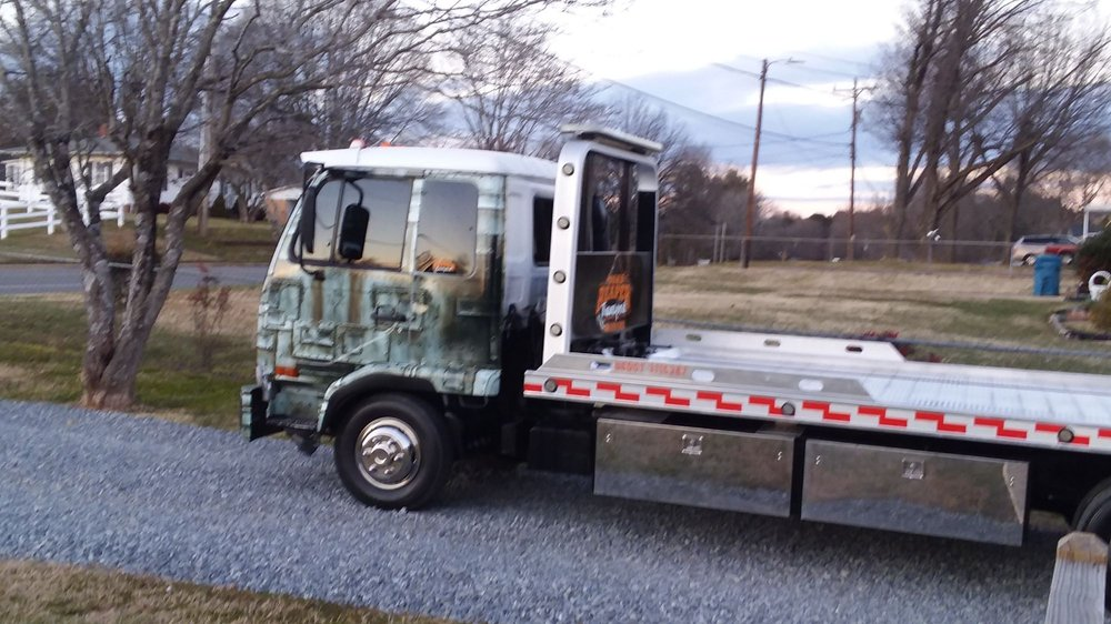 Towing business in Shelby, NC