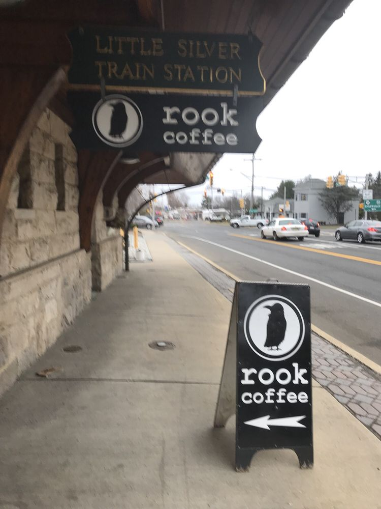 Social Spots from Rook Coffee