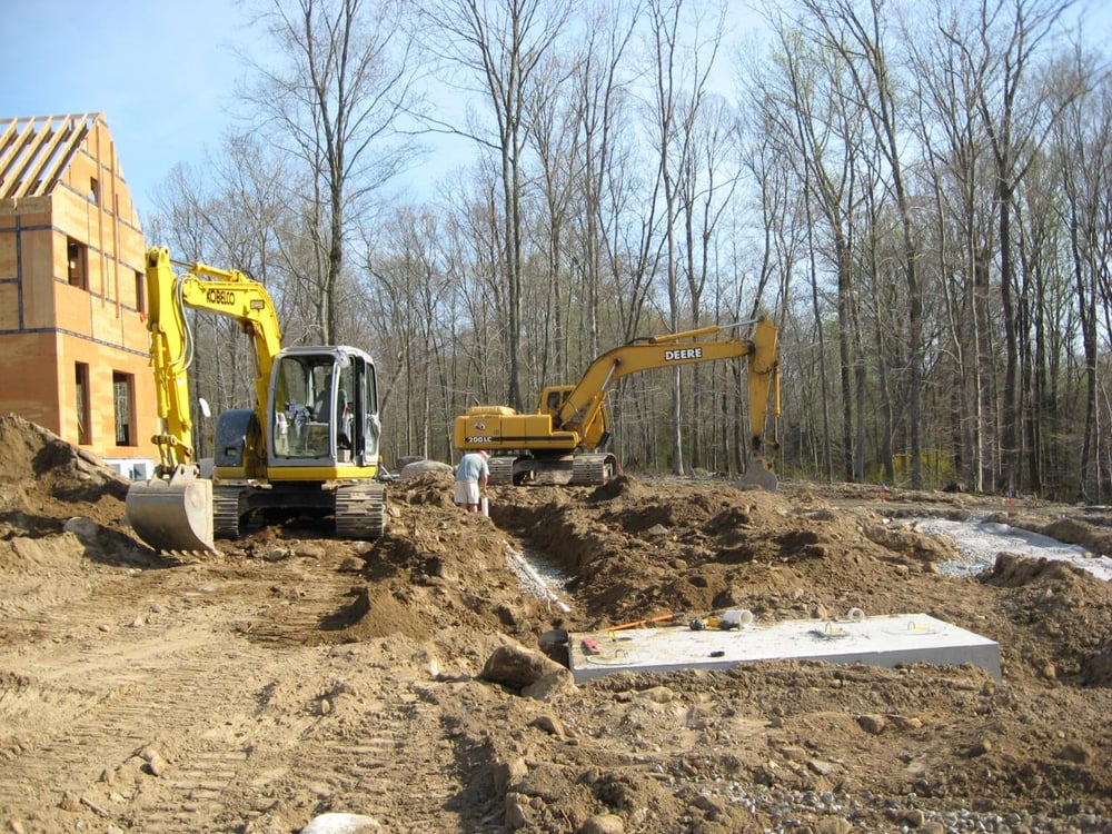 TS Excavation and Landscaping: Athens, GA