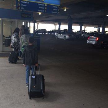 alamo car rental calgary airport reviews