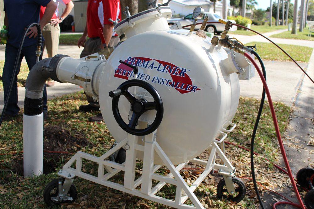 Metz Sewer Lining: 2216 Hemlock Dr, White Oak, PA