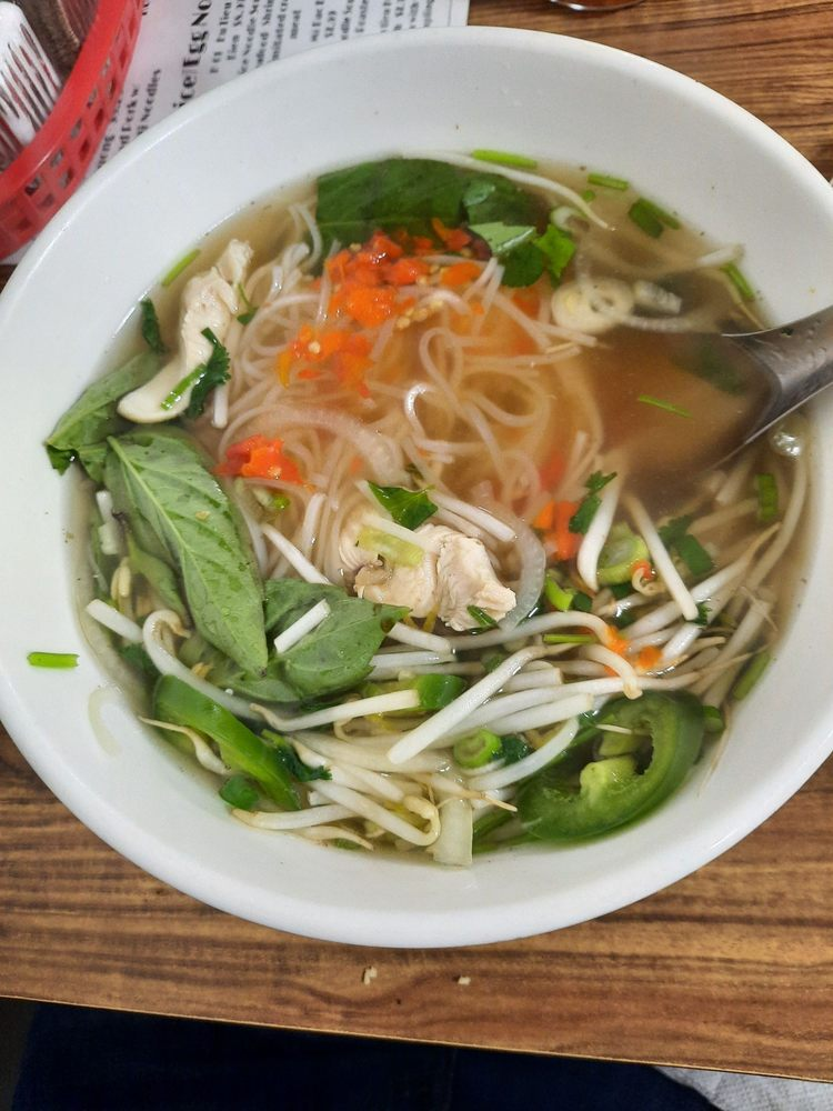 Cafe Pho: 120 W Main St, Purcell, OK
