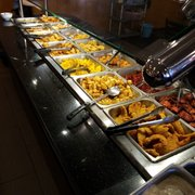 Asian buffet camby